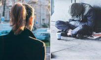 Lady's Insistence to Be Kind to a Crusty Old Beggar Ends Up Changing His Life Forever