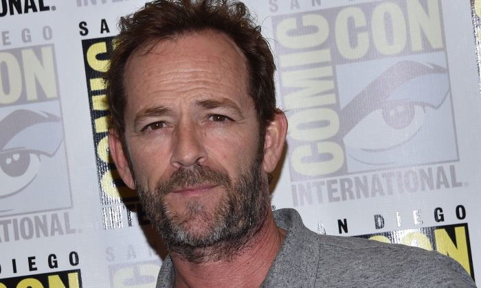 Report: Luke Perry 'Never Regained Consciousness' After Stroke