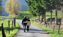 Walking Your Way to Emotional Balance