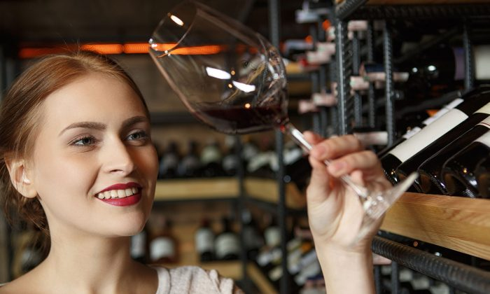 A sommelier has a thorough knowledge of wine, food pairing, wine storage, and wine service. (Courtesy of WSET)