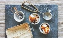 Ballymaloe Coffee Ice Cream With Irish Coffee Sauce