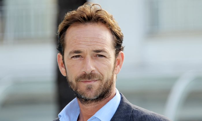 Actor Luke Perry passed away in early March 2019. (Valery Hache/AFP/Getty Images)