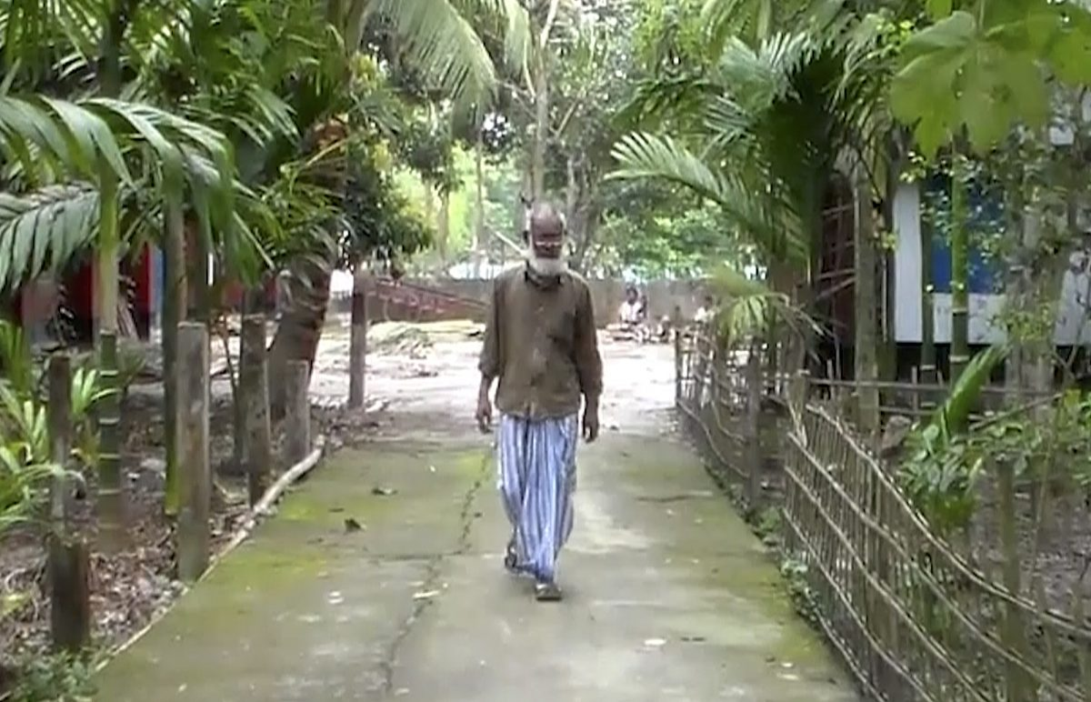 Shamima Begum's father