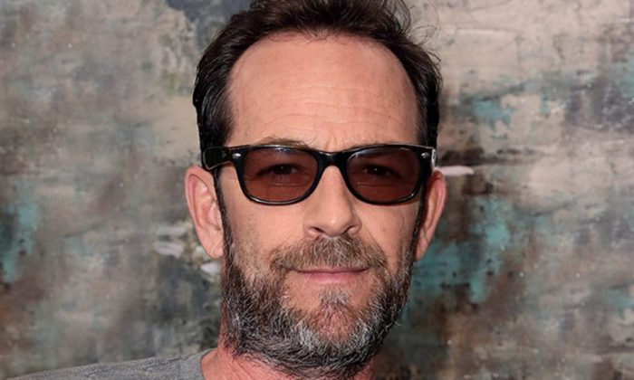 Luke Perry was an icon of the 90s, someone most people considered too young to fall to stroke. (Getty Images)
