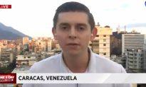 Venezuela Releases American Journalist After Full Day in Custody
