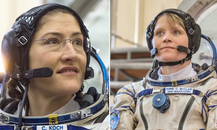 (L: Getty Images | STR, R: NASA | Elizabeth Weissinger)