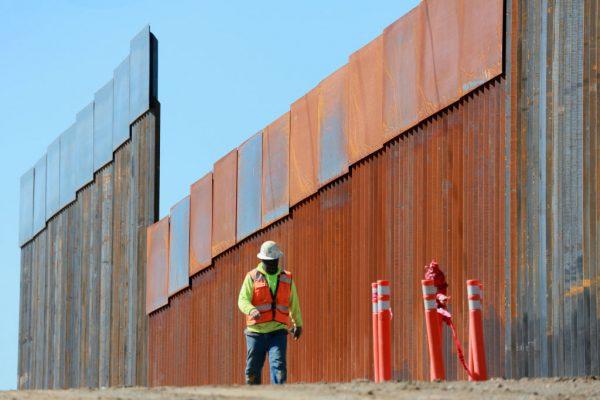 wall on southern border