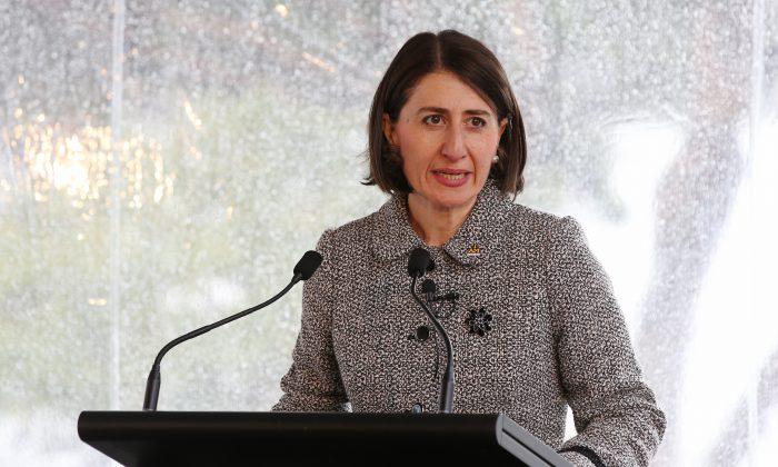 NSW Premier Gladys Berejiklian Announces Her New Cabinet