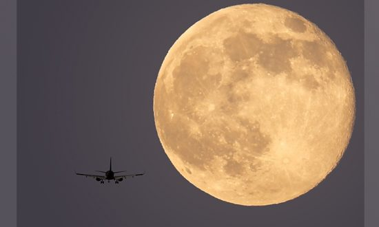 March 'Supermoon' to Rise on Same Day as Spring Equinox this Year