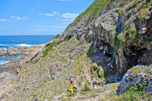 Blombus cave