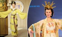 Travel Back in Time to China's Glorious Past Dynasties With Han Couture