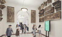 Curator's Notes: Architectural Plaster Casts