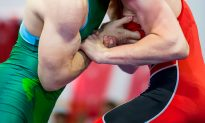 Blind High School Wrestler Wins State Championship, 'Felt' Way Through the Competition