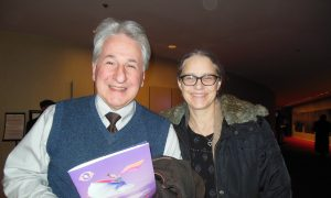 Opera Singer Swept up by the Exuberance of Shen Yun Artists
