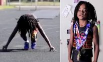 Fastest Kid on the Planet? This 7-year-old Is Just 1.5 Seconds Behind Usain Bolt