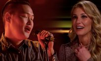 Mongolian Singer Speaks No English but Delivers Jaw-Dropping Rendition of a Cowboy Country Classic