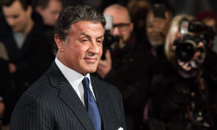 A stock photo of Sylvester Stallone (Getty Images | Ian Gavan)