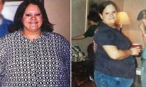 'Big Shock': 300lb Woman Loses Half Her Body Weight After Seeing Photos of Herself