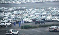 China Auto Sales Fall 14 percent in February, Mark Eighth Month of Decline