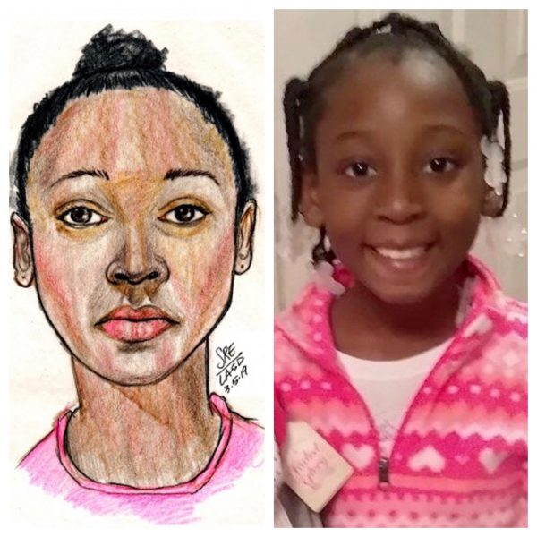 LA deputies identify girl found dead in duffel bag
