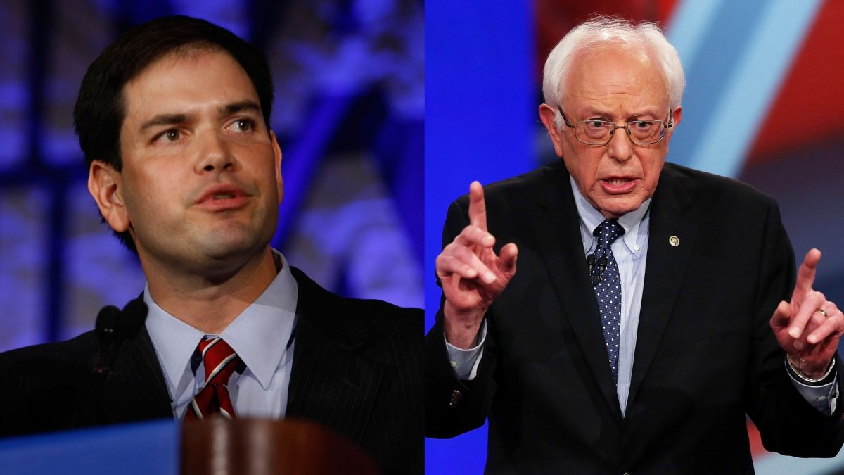 Marco Rubio Blasts Socialism in Venezuela, Gives Bernie Sanders a Lesson in Basic Economics