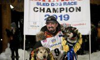 Alaskan Native Pete Kaiser Wins Iditarod Trail Sled Dog Race