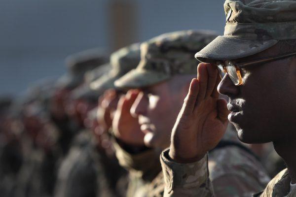 U.S. Soldiers Commemorate 9/11 Anniversary At Bagram Air Field