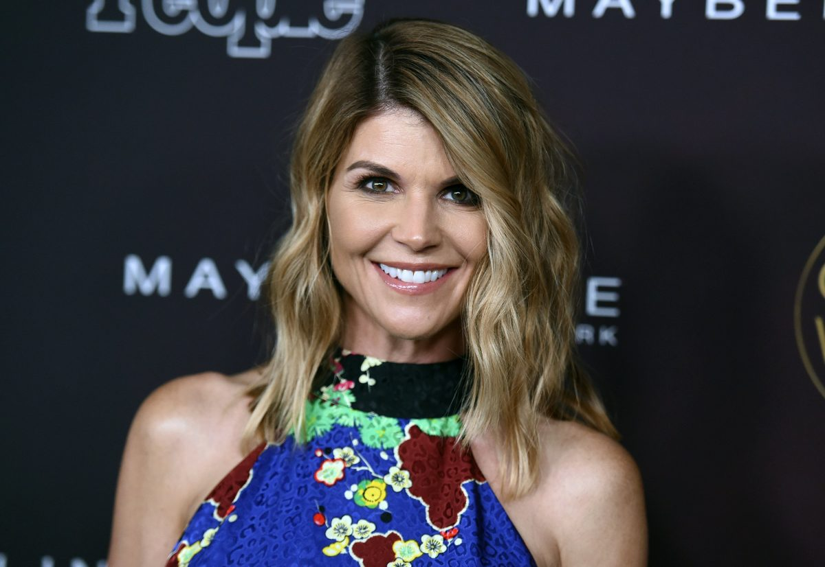 Lori Loughlin in custody