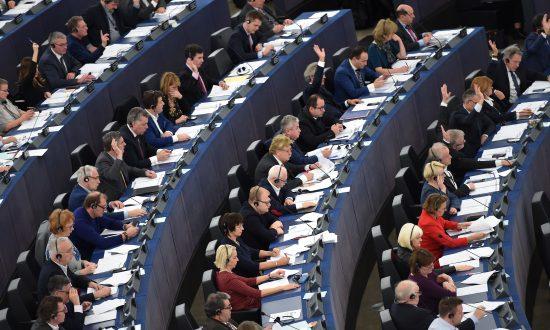 Image result for plenary session brussels eu