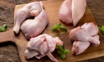 CDC: Don't Wash Your Chicken, It Will Splatter Germs on Other Food and Utensils