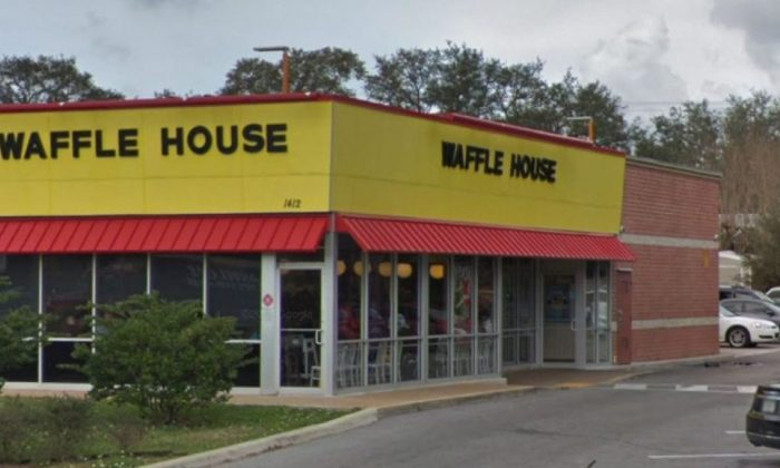 The Waffle House in question (Google Street View)