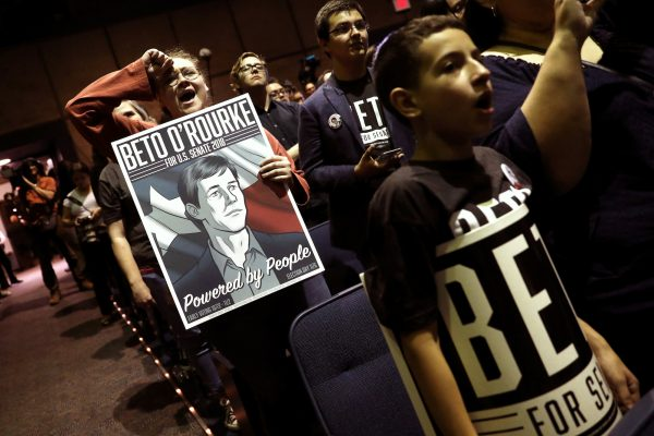 Beto O'Rourke Supports US Marijuana Legalization