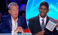 15-Year-Old 'Human Calculator' Staggers 'AGT' Judges with Mind-Boggling Math Skills