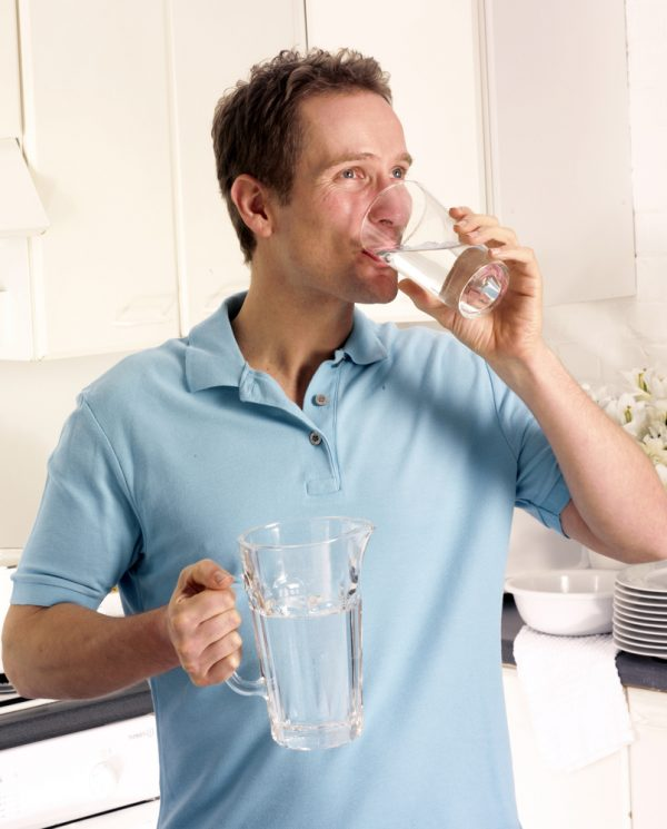 Drinking water saves your money