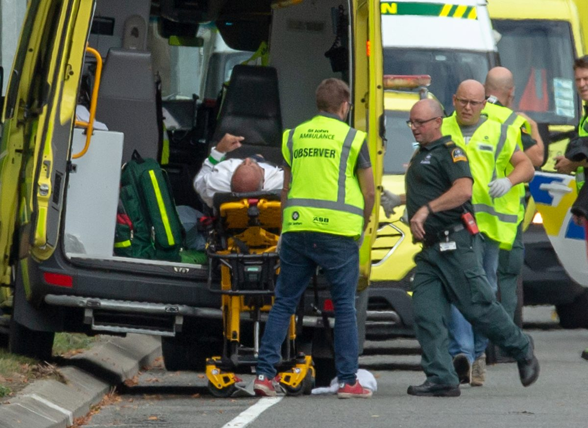 'Islamopobic' attack in Whitechapel after New Zealand mosque massacre