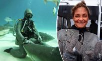 Video Shows 'Shark Whisperer' Reaching into the Jaws of Ocean Predators to Remove Fishing Hooks