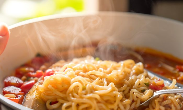 This Is What Happen To Your Body When You Eat Ramen Instant Noodles