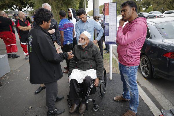 Farid Ahmed, survivor of the Christchurch mosque attacks
