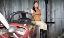Woman Born Without Any Arms Refuses to Wear Prosthetics, Learns to Fly Plane with Feet