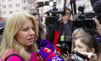 Anti-Graft Campaigner a Step Closer to Slovak Presidency