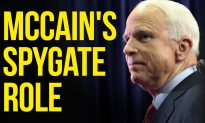 Late Sen. McCain's Role in Spygate Scandal Revealed
