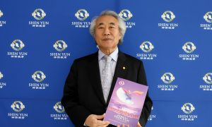 South Korean Fine Arts Association Chairman Marvels at Shen Yun Performance