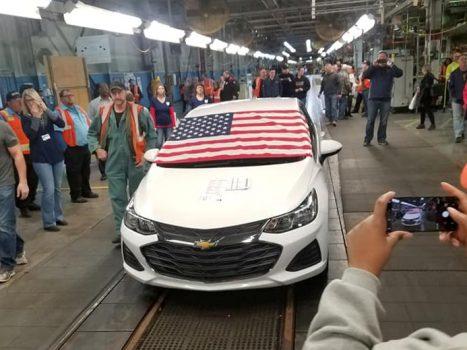 President Trump: 'General Motors Must Get Their Lordstown Plant Open'