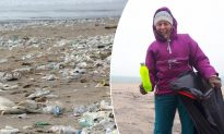 70-Year-Old 'Action Nan' Cleans 52 Beaches and Starts Radical Anti-Plastic Campaign