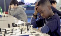 8-Year-Old Nigerian Refugee Wins New York Chess Championship While Appealing for Asylum