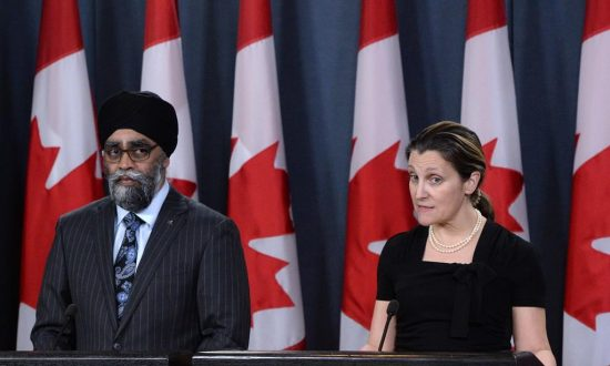 Canada Extends Iraq and Ukraine Military Missions to 2021 and 2022