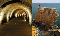 Amazing Knights Templar Tunnels Under Israeli City Unearthed After 700 Years