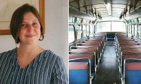 Woman Buys Vintage Bus for $7,000, Spends 3 Years Remodeling It Into a Cozy Tiny Home