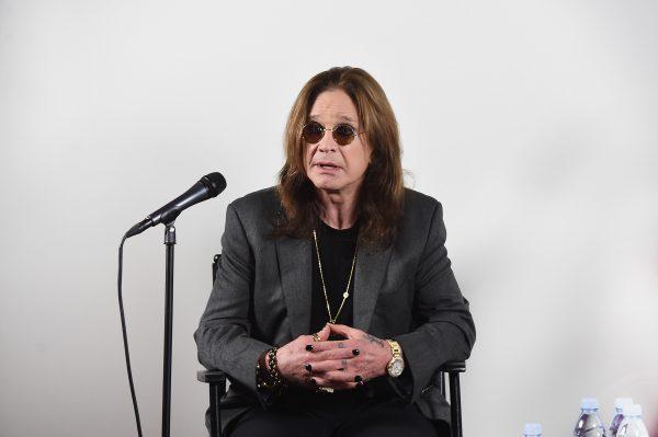Ozzy Osbourne singer Los Angeles