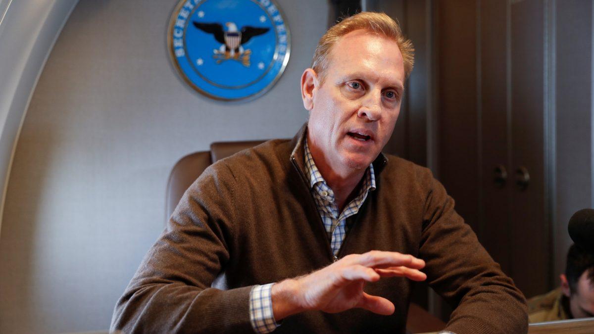 Pentagon chief